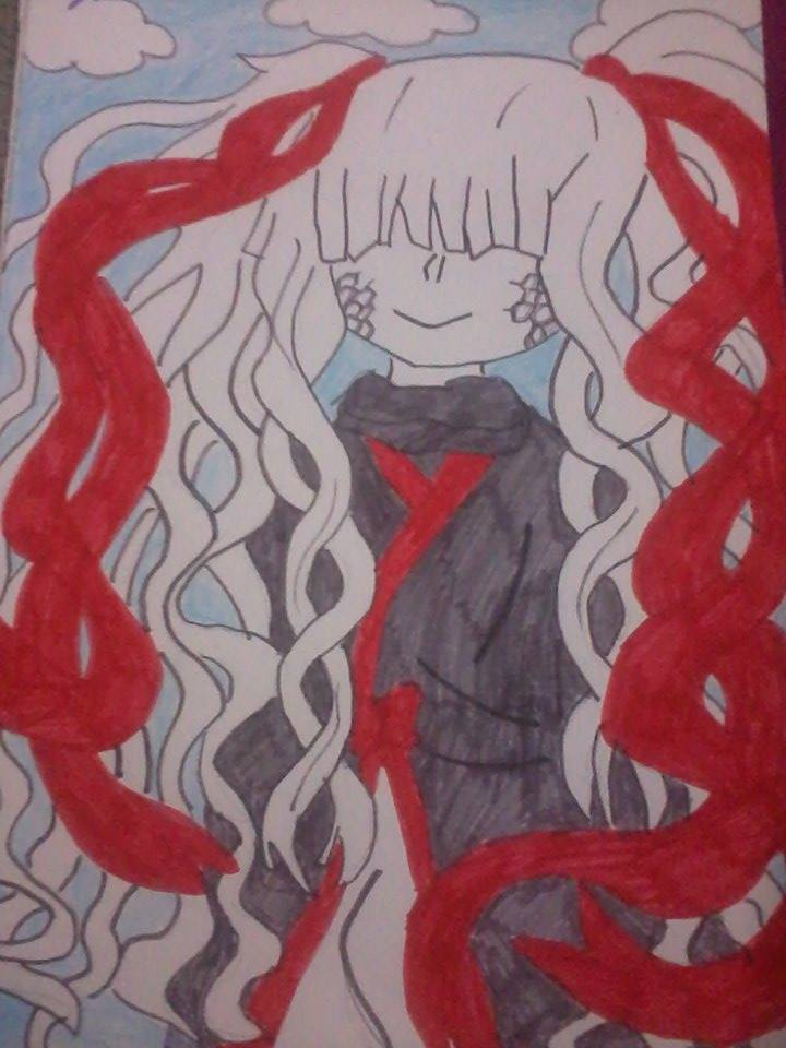 Azami (UNPAINTED HAIR) by marcy1000