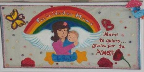 Mural Dia De Las Madres By Bloodaidee On Deviantart