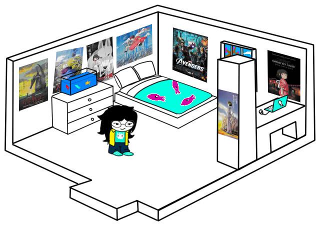 homestuck chat rooms similar