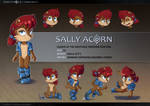 Sally Acorn: Finalized Design Sheet #2