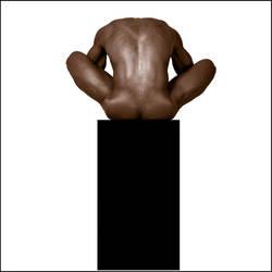 Black Pedestal by cable9tuba