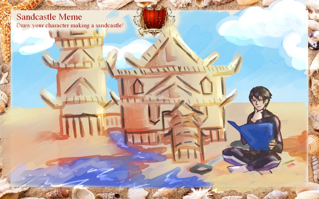 AOH - Sandcastle Meme by Swiftspill