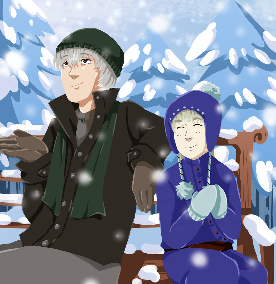 AoHC - Secret Santa Gift Exchange 2015 by Swiftspill