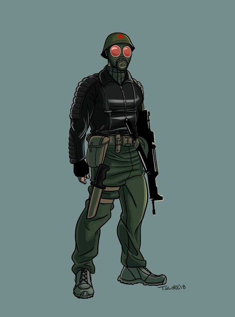 Sergeant Prepper by TomatoBisque
