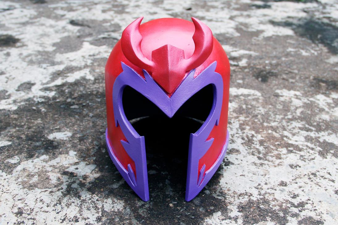 Magnetos Helmet By Ricardocoutinho