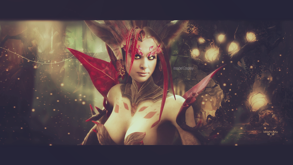 zyra league of - photo #30