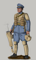 Imperial Guard - Expedition Trooper
