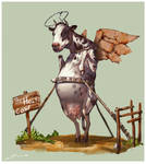 Holy Cow by AlexAlexandrov