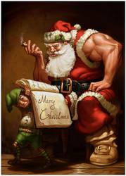 Merry Christmas 2009 by AlexAlexandrov