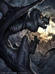 Evil Dragon Vritra : Legend of the Cryptids