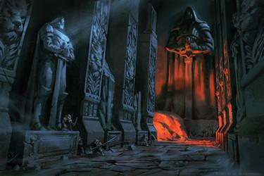 Dungeons Underdark - Caves - Rooms on Fantasy-NPC - DeviantArt