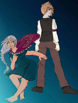 Aster and Apollo