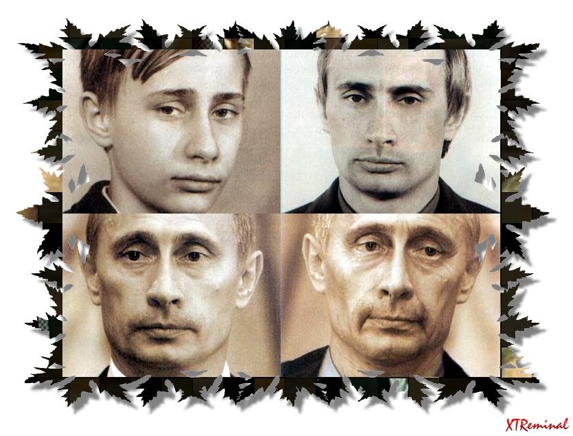 Revelations: Vladimir Putin by Xtreminal