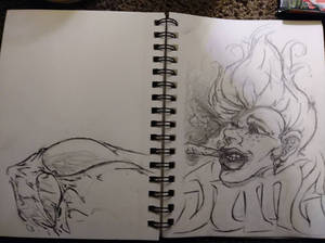 Black book sketchy