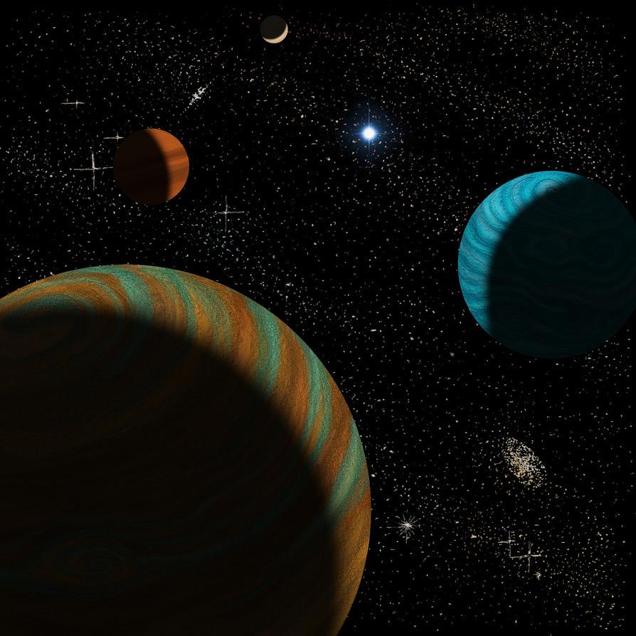Sistema Solar by MarcosArecha
