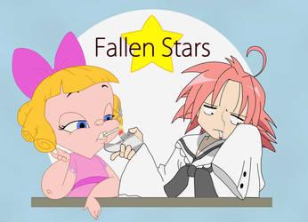 'Fallen Stars' crossover by thestoicmachine