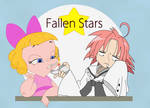 'Fallen Stars' crossover by thestoicmachine