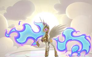 Radiant Malevolence by thestoicmachine