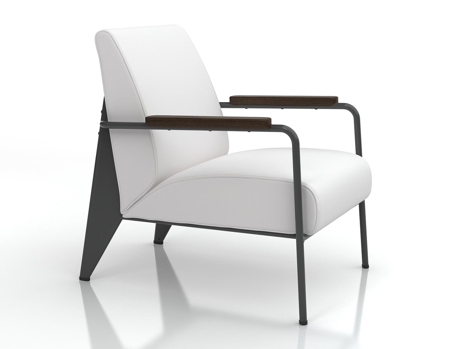 vitra fauteuil de salon 1 by dimitarkatsarov on deviantart