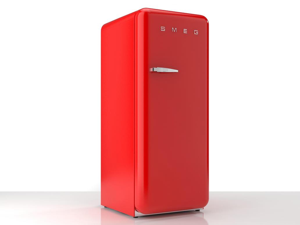 smeg fab28 fridge 9 by dimitarkatsarov on deviantart. Black Bedroom Furniture Sets. Home Design Ideas