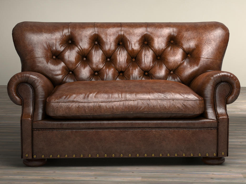 Rh 5 churchill leather sofa 2 by dimitarkatsarov on deviantart for Restoration hardware churchill sofa