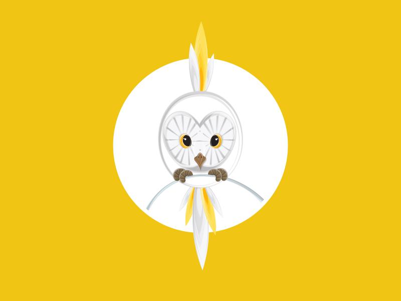 Owl Vector by NunoDias