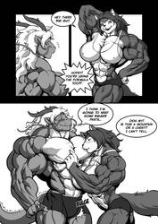 Monstrous Proportion (Strawberry Flavor 2) - 7 by HopeyWolf