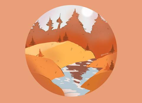Autumn Bubble