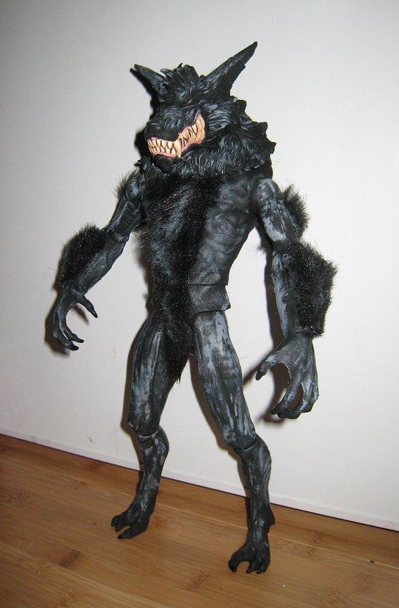 The Werewolf by A-J-M-74