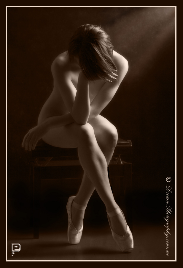 Ballerina I by DreamPhotographySyd