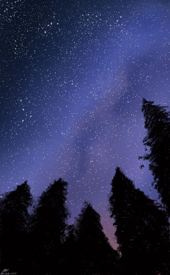 ~The Milky Way~ by PonyRushy1098