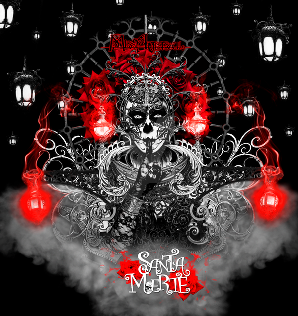Silence Of The Dead by MissArtistsoul