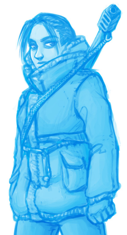Parkas and Sniper Rifles by JoTyler