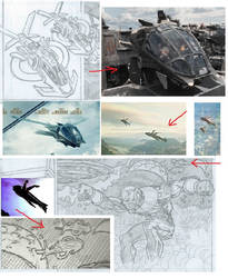 Black Panther Dragon-Flyer talons 2014 by apexabyss