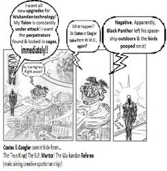 Wu-Kandan World Order Cartoon-Comic-strip #5