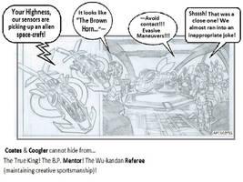Wu-Kandan World Order Cartoon-Comic-strip #7