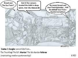 Wu-Kandan World Order Cartoon-Comic-Strip #8