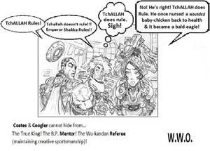 Wu-Kandan World Order Cartoon-Comic-Strip#9