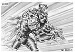 Black Panther Transforming