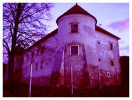 purple castle Bela by carrolsmith