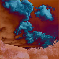 blue clouds by carrolsmith