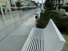Split city street by carrolsmith
