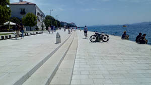 Zadar city,Croatia