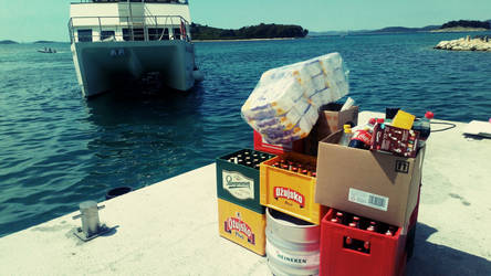 supplies for island
