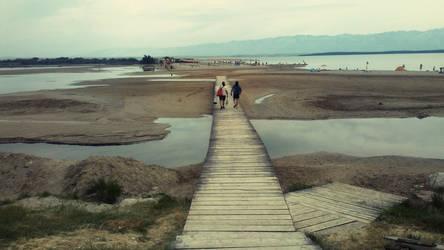 Queen Beach, Nin , Croatia