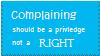 Complaining stamp by Mini-Wolfsbane