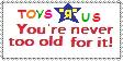 Toys R Us stamp by Mini-Wolfsbane
