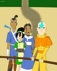 Avatar in XMEvo Style