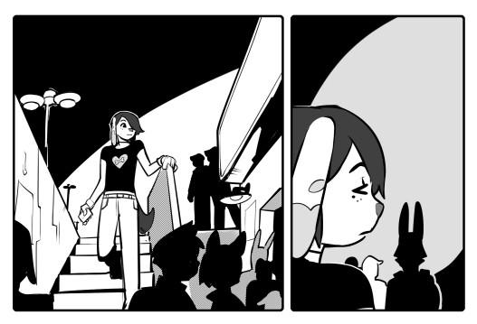 Comic Style by hardblush
