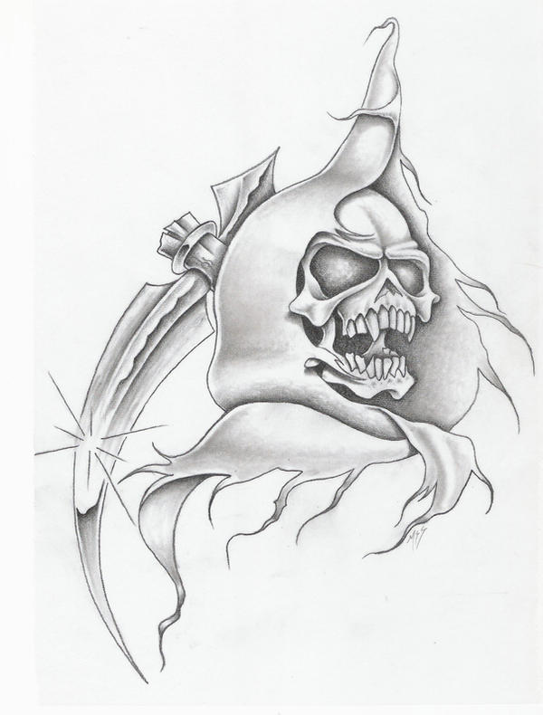 Grim reaper ii by markfellows on deviantart grim reaper ii by markfellows voltagebd Images